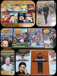 Adult/teen Comedy Tv series DVD combo lot or see individual show prices & details below North Vancouver, V7M