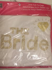 Tank Top for The Bride (fits M/L) San Diego, 92102
