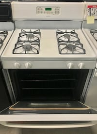 15% off hotpoint gas stove+ free delivery  Reisterstown, 21136