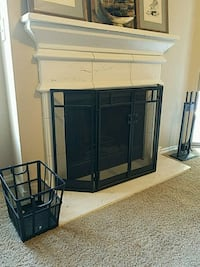 Fireplace Screen & Accessories Fort Worth