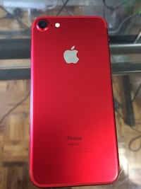 iPhone 7 Red 32gb Unlocked  Mississauga, L5M 2A9