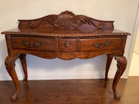 Traditional Console Table Mississauga
