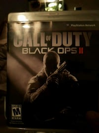 Call of Duty Black Ops 2 PS3 game case Dartmouth, B3A 4C5