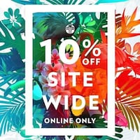 beauty online shop 10% off everything  Vancouver, V5P 3Z5