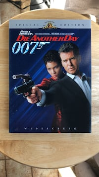 Die Another Day DVD Movie Laurel