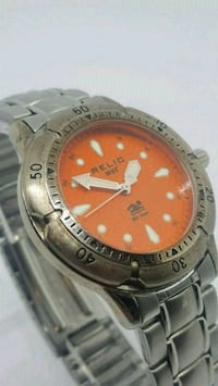 Relic Dive Watch Vaughan, L6A 2M4