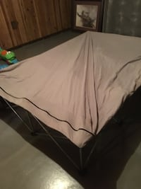 Frame for queen size bed in a bag Winnipeg, R2R 1N1