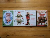 Christmas DVD Bundle Columbia, 21044