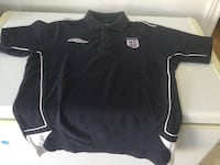 Men's Umbro size small tee shirt with British logo Brampton, L6R 0S3