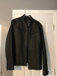 Men's Large Leather Coat Mableton, 30126