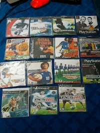 Iss pes winning eleven  serisi Ps1 ps2