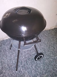 LIGHT AND PORTABLE BBQ GRILL
