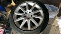 Rims and tires for sale winters must sell make off Caledon, L7C