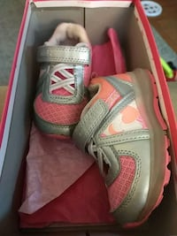 Toddler shoes Light-Up Sz 6 Hamilton, 45013
