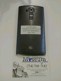 LG G4 32GB T-Mobile or Metro PCS Santa Ana, 92705