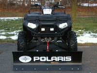 2009 Polaris Limited Sportsman 850 XP