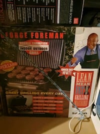 George Forman grill new Wilmington