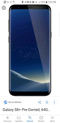Samsung s8 locked with AT&T  Laurel