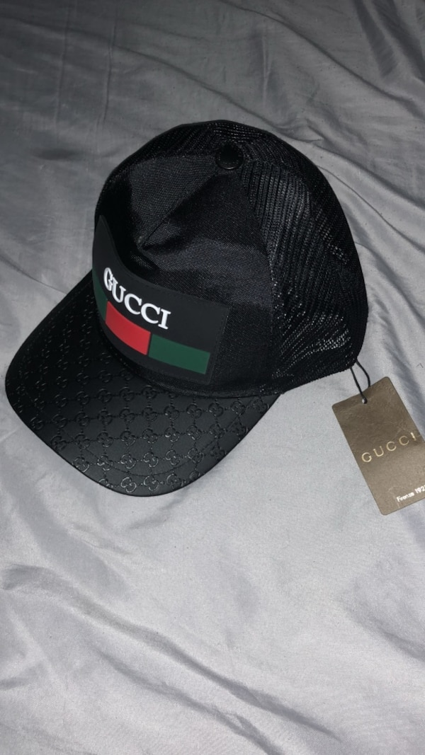 a4329ef3344ad4 Used Gucci cap new with tags never use, brand new without box for sale in New  York - letgo