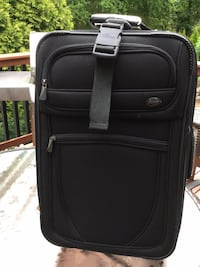 American tourist small luggage with wheels excellent condition New Rochelle, 10801