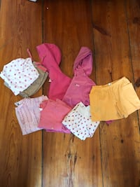 Lot of 2t girls clothing Middleburg, 17842