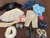 American Girl Doll outfits East Windsor, 08520
