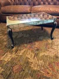 Antique mirrored table Belmont, 28012