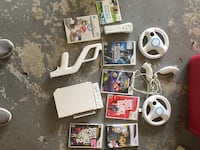 Wii system with games Hagerstown, 21742