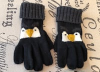 Birdie Mittens from Uk, Size 6-7 years  Richmond Hill, L4S 2V4