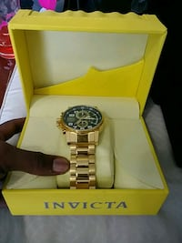 Invicta gold whtch  Washington, 20009