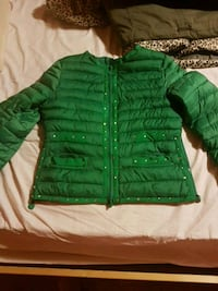 giacca con zip verde Vicenza, 36100