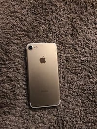 gold iPhone 7 with case Silver Spring, 20901