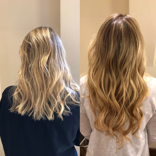 Hair Extensions Invisible Tape In In New York Letgo