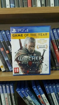 The Witcher 3 Game Of The Year Edition Ps4 Kartaltepe Mahallesi, 34145