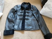 Leather jacket must go ASAP! Moving June 5th  price negotiable San Diego, 92105