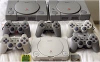 PlayStation 1 Consoles+Controllers/Memory Cards!  Bolton, L7E 2S8