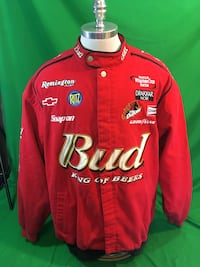 Chase Authentic's NASCAR Jacket Men's 2xl  Theodore, 36582