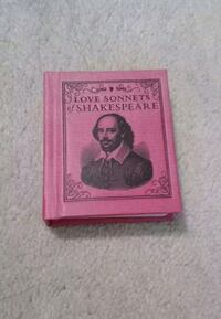 Love Sonnets Of Shakespeare Mini Book Oakville, L6M
