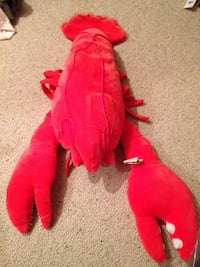 lobster plush toy North Vancouver, V7J 3G8