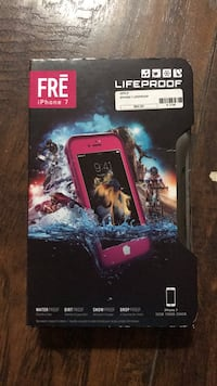 Fre iphone7 pink lifeproof case Wasilla, 99654