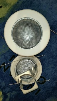 Recessed ceiling cans, humidity resistant Silver Spring, 20910