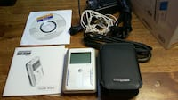 creative zen touch 20 gig with Accesories+ Carryng Case Lynwood