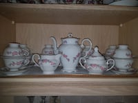 Full Set of 12 antique dish set Toronto, M9R 2N6