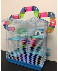 Hamster or small animal deluxe cage New York, 10011