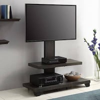 Whalen 2-Shelf Television Floater Mount for TVs up to 50, - $89 Houston, 77092