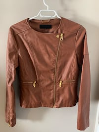 Steve Madden leather jacket Edmonton, T5K 2P8