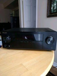 Pioneer home theater receiver Mississauga, L5B 3E2