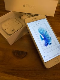 white iPhone 5 with box Cambridge, N1T 1G6
