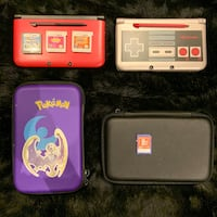 Limited Edition 2 Nintendo 3DS XL's-Pokémon Sun Toronto, M9C 4N3