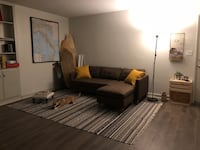 Brown Reversible Couch San Diego, 92116